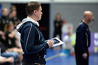 GRONINGEN - Volleybal, Lycurgus - VoCASA, Eredivisie, seizoen 2018-2019, 26-01-2019, Lycurgus coach Arjan Taaij