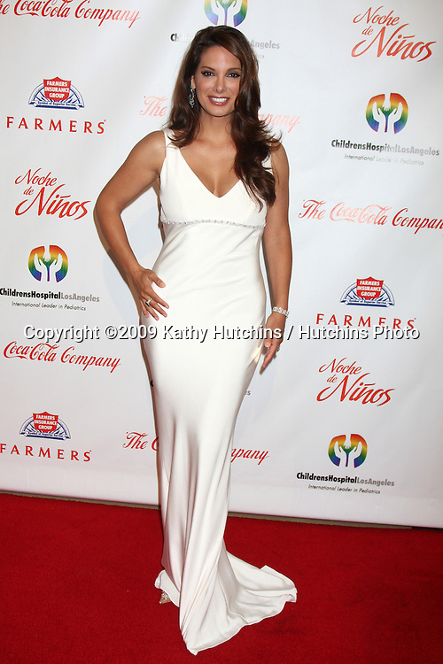 Alex Meneses arriving at the Noche De Ninos Gala at the Beverly Hilton Hotel in Beverly Hills , CA  on May 9, 2009.©2009 Kathy Hutchins / Hutchins Photo.....                .