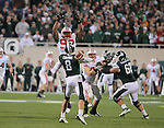 Wisconsin Football at Michigan State 2011