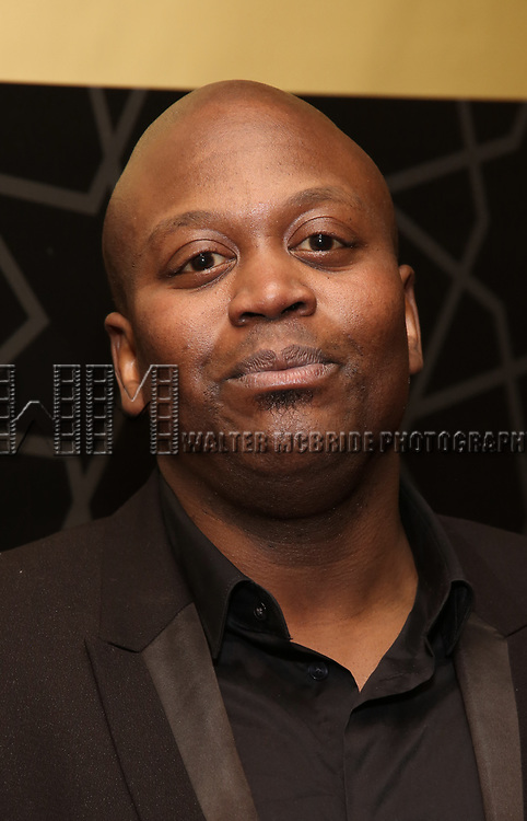 """Tituss Burgess attends the New York City Center Celebrates 75 Years with a Gala Performance of """"A Chorus Line"""" at the City Center on November 14, 2018 in New York City."""