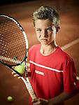 Sion, le 31 Août 2016, Thomas Mathys, jeune Tennisman © sedrik nemeth