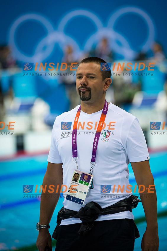 PALLONI Andrea Italia.Swimming heats.London 2012 Olympics - Olimpiadi Londra 2012.day 05 July 31.Photo G.Scala/Deepbluemedia.eu/Insidefoto
