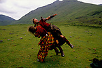 'THE CLAN', RE-ENACTMENTS OF ANCIENT SCOTTISH BATTLES,