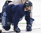 Maine ? - The University of Maine Black Bears practiced on Wednesday, April 5, 2006, at the Bradley Center in Milwaukee, Wisconsin, in preparation for their April 6 2006 Frozen Four Semi-Final game versus the University of Wisconsin.