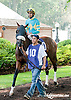Private Tale before The Nick Shuk Memorial Stakes at Delaware Park on 8/29/2013