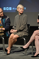 """NEW YORK - APRIL 7: Michelle Williams attends the Q&A after the screening of FX's """"Fosse Verdon"""" presented by FX Networks, Fox 21 Television Studios, and FX Productions at the Museum of Modern Art on April 7, 2019 in New York City. (Photo by Anthony Behar/FX/PictureGroup)"""