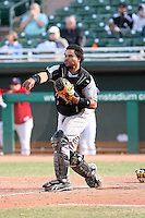 Wilin Rosario - Scottsdale Scorpions, 2009 Arizona Fall League.Photo by:  Bill Mitchell/Four Seam Images..