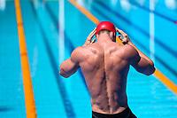 Picture by Alex Whitehead/SWpix.com - 09/04/2018 - Commonwealth Games - Swimming - Optus Aquatics Centre, Gold Coast, Australia - Ben Proud of England competes in the Men's 50m Freestyle heats.