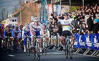 Kuurne-Brussel-Kuurne 2012<br /> Mark Cavendish victory