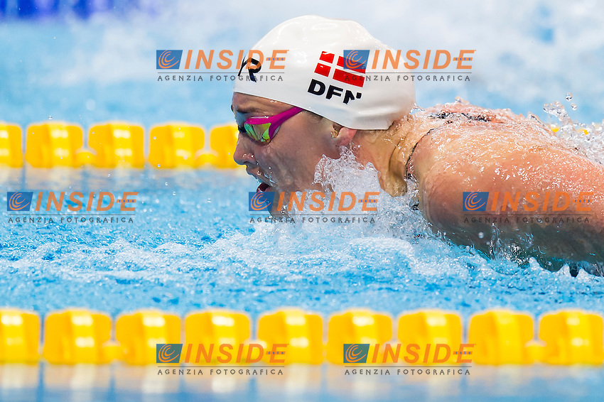 OTTESEN Jeanette DEN<br /> London, Queen Elizabeth II Olympic Park Pool <br /> LEN 2016 European Aquatics Elite Championships <br /> Swimming<br /> Women's 100m butterfly semifinal  <br /> Day 11 19-05-2016<br /> Photo Giorgio Perottino/Deepbluemedia/Insidefoto