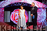 The Tuesday night selection for the 2015 Rose of Tralee Festival, at the Dome, Tralee. Pictured is Abu Dhabi Rose, Deirdre Ward.