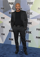 NEW YORK, NY - MAY 14: Rockmond Dunbar at the 2018 Fox Network Upfront at Wollman Rink, Central Park on May 14, 2018 in New York City.  <br /> CAP/MPI/PAL<br /> &copy;PAL/MPI/Capital Pictures