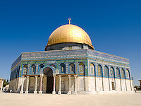 The Dome of the Rock<br />