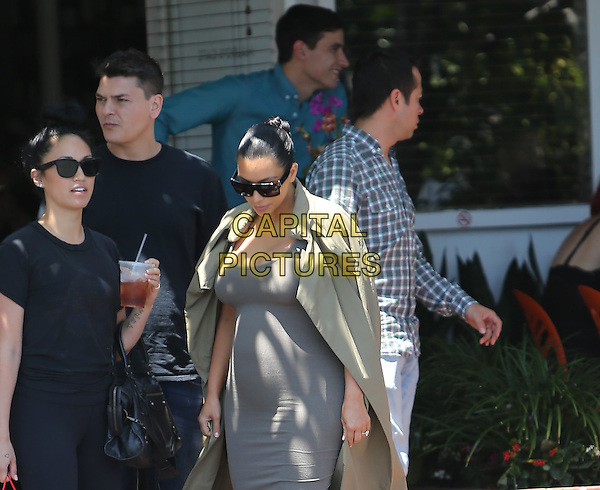West Hollywood CA July 16: Kim Kardashian West leaving Fred Segal in West Hollywood on July 16 2015   <br /> CAP/MPI/JM<br /> &copy;John Misa/MediaPunch/Capital Pictures