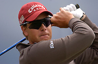 July 7th, 2006. Smurfit European Open, The K Club, Straffan, County Kildare..Sweden's Henrik Stenson at the above..Photo: BARRY CRONIN/Newsfile..(Photo credit should read BARRY CRONIN/NEWSFILE).