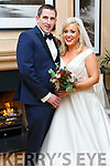 Ambrose/Nix wedding in the Ballygarry House Hotel on Saturday December 29th