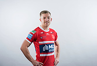 Picture by Allan McKenzie/SWpix.com - 10/01/18 - Rugby League - Super League - Hull KR Media Day 2018 - KCOM Lightstream Stadium, Craven Park, Hull, England - Chris Atkin.