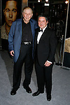 "WESTWOOD, CA. - December 08: Viacom Chairman and CEO Sumner Redstone and CEO of Paramount Pictures Brad Grey arrive at the Los Angeles premiere of ""The Curious Case Of Benjamin Button"" at the Mann's Village Theater on December 8, 2008 in Los Angeles, California."