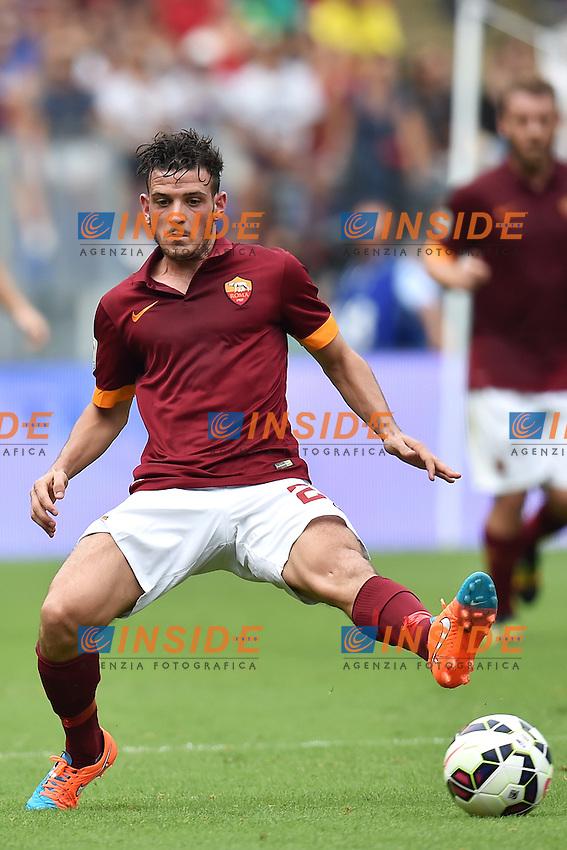 Alessandro Florenzi Roma <br /> Roma 21-09-2014 Stadio Olimpico, Football Calcio Serie A AS Roma - Cagliari. Foto Andrea Staccioli / Insidefoto