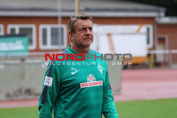 22.06.2015, Platz 11, Bremen, GER, SV Werder Bremen U23 Laktattest - Trainingsauftakt<br /> <br /> im Bild Thorsten Bolder<br /> <br /> Foto &copy; nordphoto
