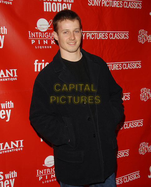 "WILL ESTES.Attends Sony Picture Classics' L.A. Premiere of ""Friends with Money"" held at The Egyptian Theatre in Hollywood, California, USA, March 27th 2006..half length.Ref:DVS.www.capitalpictures.com.sales@capitalpictures.com.©Debbie Van Story/Capital Pictures"