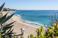 Treasure Island Beach Coastline