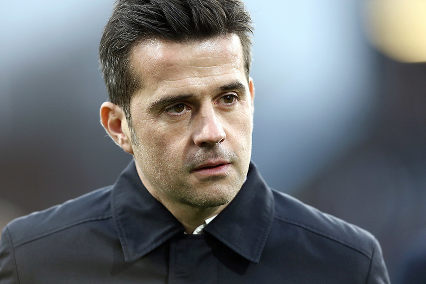Everton manager Marco Silva<br /> <br /> Photographer Rich Linley/CameraSport<br /> <br /> The Premier League - Burnley v Everton - Wednesday 26th December 2018 - Turf Moor - Burnley<br /> <br /> World Copyright © 2018 CameraSport. All rights reserved. 43 Linden Ave. Countesthorpe. Leicester. England. LE8 5PG - Tel: +44 (0) 116 277 4147 - admin@camerasport.com - www.camerasport.com