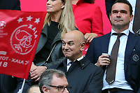 Spurs chairman Daniel Levy before AFC Ajax vs Tottenham Hotspur, UEFA Champions League Football at the Johan Cruyff Arena on 8th May 2019