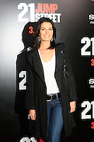 LOS ANGELES, CA - MAR 13: Sela Ward at the premiere of Columbia Pictures '21 Jump Street' held at Grauman's Chinese Theater on March 13, 2012 in Los Angeles, California