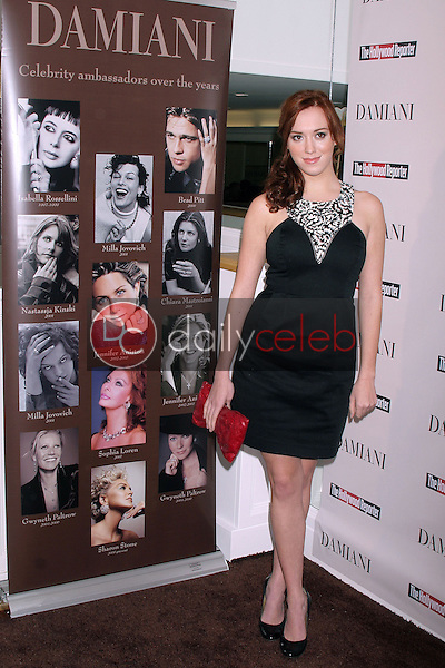 Andrea Bowen<br /> at the Power 100 Women in Entertainment Coctail Party, thrown by Damiani Diamonds and the Hollywood Reporter, Private Location, Los Angeles, CA. 12-03-09<br /> David Edwards/Dailyceleb.com 818-249-4998