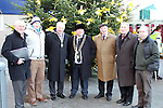Past President, Ger deLoughrey, James McKevitt, President Paddy Prendergast, Mayor Paul Bell, Tomser Lyons, Jimmy Tully and Emmet Humphries at the Launch of the Rotary Annual Memory Tree...(Photo credit should read Jenny Matthews www.newsfile.ie)....This Picture has been sent you under the conditions enclosed by:.Newsfile Ltd..The Studio,.Millmount Abbey,.Drogheda,.Co Meath..Ireland..Tel: +353(0)41-9871240.Fax: +353(0)41-9871260.GSM: +353(0)86-2500958.email: pictures@newsfile.ie.www.newsfile.ie.