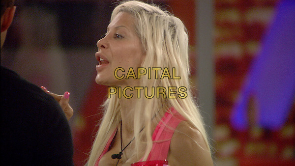 Angelique Frenchy Morgan	<br /> in Celebrity Big Brother - Summer 2014 (Day 13)<br /> *Editorial Use Only*<br /> CAP/NFS<br /> Image supplied by Capital Pictures