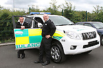 New Ambulance St Johns