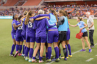 Houston Dash vs Orlando Pride, May 20, 2016
