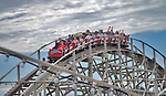 The WildCat Roller Coaster, Hershey Park, Pennsylvania