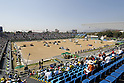 General view, <br /> AUGUST 17, 2016 - Equestrian : <br /> Jumping Individual Qualification <br /> at Olympic Equestrian Centre <br /> during the Rio 2016 Olympic Games in Rio de Janeiro, Brazil. <br /> (Photo by Yusuke Nakanishi/AFLO SPORT)