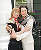 Dame Beryl Elizabeth Grey <br /> (n&eacute;e Groom), DBE, DMus, DLitt, Ed.D, FRSA (born 11 June 1927, Highgate, London) is a retired English ballerina.<br /> <br /> Portrait session in Kensington, London, Great Britain <br /> Daria Klimentova &amp; Dame Beryl Grey <br /> 19th May 2011 <br /> <br /> Photograph by Elliott Franks