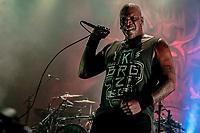 São Paulo (SP), 12/07/2019 - Show / Sepultura - <br /> A banda Sepultura durante apresentação na casa de show Tom Brasil, na região sul da capital paulista, nesta sexta-feira, 12. (Foto: Andreia Takaishi/Brazil Photo)