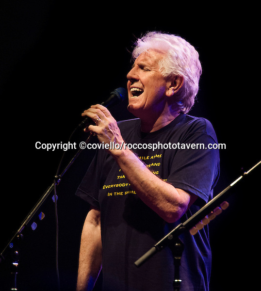 Graham Nash at Boston Wang Theater.