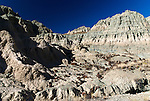 Blue Basin, John Day Fossil Beds, Clarno Unit, Oregon