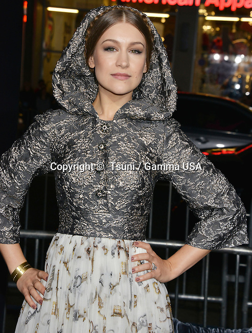 Joanna Newsom 163 at the  Inherent Vice  Premiere at the TCL Chinese Theatre in Los Angeles.