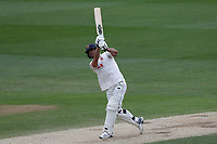 Ryan ten Doeschate hits 6 runs for Essex during Essex CCC vs Kent CCC, Specsavers County Championship Division 1 Cricket at The Cloudfm County Ground on 29th May 2019