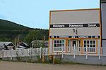 Dawson City 2010,THE YUKON TERRITORY, CANADA, harness shope