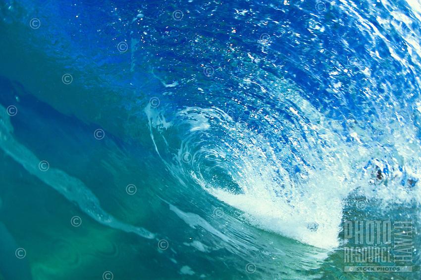 Wave, off the wall sandbar, Oahu