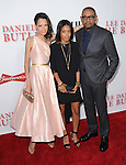 Autumn Whitaker, Forrest Whitaker, Keisha Nash at The Weinstein L.A Premiere of Lee Daniels' The Butler held at The Regal Cinemas L.A. Live Stadium 14 in Los Angeles, California on August 12,2013                                                                   Copyright 2013 Hollywood Press Agency