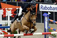 ZUIDBROEK - Paardensport, ICCH Zuidbroek, springen internationaal Grote Prijs , 05-01-2019, Bas van der Aa met Calgary 64
