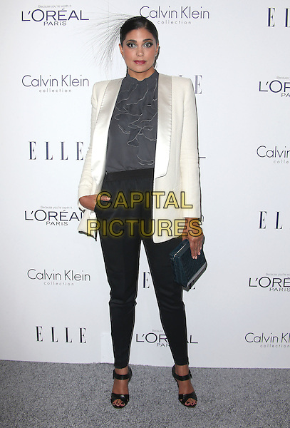 19 October 2015 - Beverly Hills, California - Rachel Roy. 22nd Annual ELLE Women In Hollywood Awards held at Four Seasons Hotel Los Angeles. <br /> CAP/ADM/FS<br /> &copy;FS/ADM/Capital Pictures