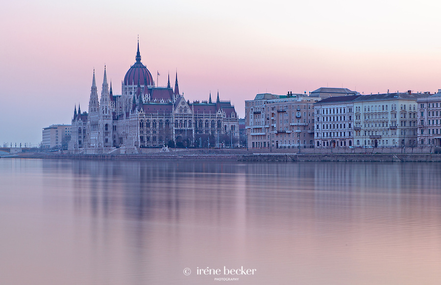 The Hungarian Parliament - the third largest Parliament building in the world