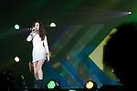 Cher Lloyd, Nov 08, 2012 : Tokyo, Japan - Cher Lloyd performs on the catwalk during Girls Award 2012 Autumn/Winter at the Yoyogi National Gymnasium in Shibuya, Japan. (Photo by Yumeto Yamazaki/Nippon News)