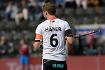 NED - Amsterdam, Netherlands, August 20: During the men Pool B group match between Germany (white) and Ireland (green) at the Rabo EuroHockey Championships 2017 August 20, 2017 at Wagener Stadium in Amsterdam, Netherlands. Final score 1-1. (Photo by Dirk Markgraf / www.265-images.com) *** Local caption *** Martin Haener #6 of Germany